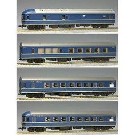[鉄道模型]カトー 【再生産】(HO) 3-504 20系特急形寝台客車 4両基本セット