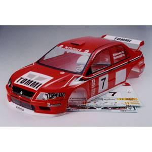 1/10 タミヤ電動カー用 ランサーEvo.VII WRC 50927 タミヤ [タミヤ SPー927ランEVO]【返品種別B】