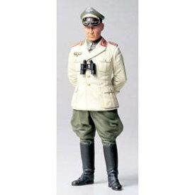 1/16 ワールドフィギュアシリーズ ドイツ・アフリカ軍団 ロンメル元帥 【36305】 タミヤ