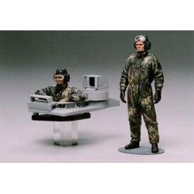 1/16 ワールドフィギュアシリーズ ドイツ連邦軍 戦車兵セット【36309】 タミヤ