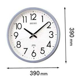 KS-265-S セイコークロック 電波掛け時計 [KS265S]【返品種別A】