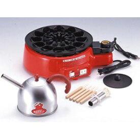 KS-2614 杉山金属 たこ焼き器(12穴タイプ) たこ焼き工場トントン [KS2614]