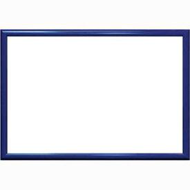 木製パネル シャインブルー【1-ボ】(サイズ:18.2cm×25.7cm) ジグソーパズルパネル エポック社