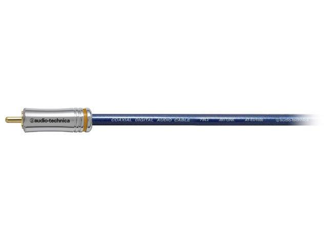 AT-ED1000/1.3 オーディオテクニカ 同軸デジタルケーブル(1.3m・1本) audio-technica [ATED100013]【返品種別A】
