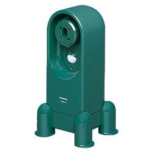 EC-801-G パナソニック 超音波ねこフン害軽減器 Panasonic 超音波ねこフン害軽減器 ねこちゃんしないで