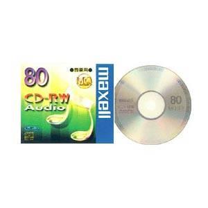 CD-RWA80MQ1TP マクセル 音楽用CD-RW80分 1枚 maxell [CDRWA80MQ1TP]【返品種別A】