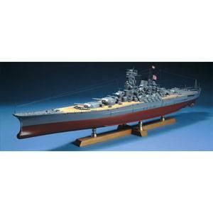 1/250 木製模型 戦艦大和 ウッディジョー [UD 250センカンヤマト]【返品種別B】