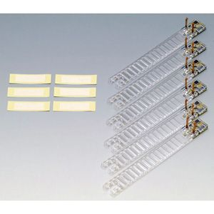[鉄道模型]トミックス (HO) 0795 室内照明ユニットE(白色・6ヶ入り)セット [TOMIX 0795シツナイトウ]【返品種別B】