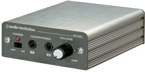 AT-HA2 オーディオテクニカ ヘッドホンアンプ audio-technica
