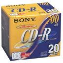 20CDQ80DN ソニー データ用700MB 48倍速対応CD-R 20枚パック [20CDQ80DN]【返品種別A】