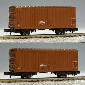 [鉄道模型]カトー 【再生産】(Nゲージ) 8039 ワム80000 2両セット