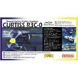 【再生産】1/48 カーチスR3C-0非公然水上戦闘機 カーチス立像付【FG2】 ファインモールド