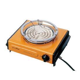 IEC105-D(イズミ) イズミ 電気コンロ オレンジ [IEC105Dイズミ]