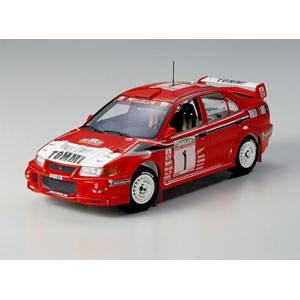 1/24スポーツカーシリーズ 三菱 ランサー エボリューション VI WRC 【24220】 タミヤ [タミヤ 220ランエボVIWR]【返品種別B】