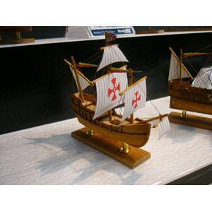 ミニ帆船 No.2 サンタマリア ウッディジョー [WJミニサンタマリア]【返品種別B】