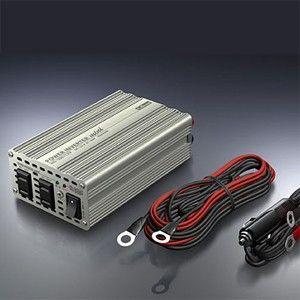 HG350/12V セルスター 12V専用DC/ACインバーター CELLSTAR HG35012V [HG35012V]【返品種別A】