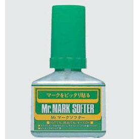 Mr.マークソフター(デカール軟化剤)【MS231】 GSIクレオス