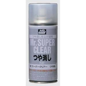 Mr.スーパークリアー(つやけし) GSIクレオス [グンゼスーパークリアB-514]【返品種別B】