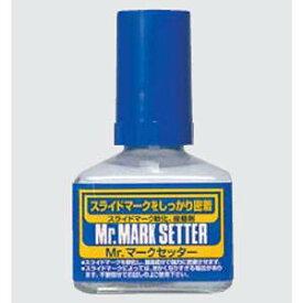 Mr.マークセッター(デカール軟化・接着)【MS232】 GSIクレオス