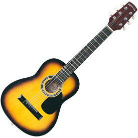 W-50/TS セピアクルー ミニアコースティックギター(タバコサンバースト) Sepia Crue