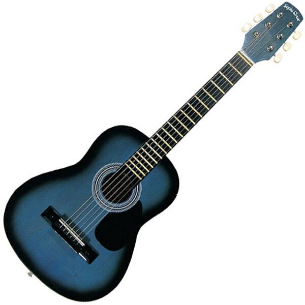 W-50/BLS セピアクルー ミニアコースティックギター(ブルーサンバースト) Sepia Crue [W50BLSSC]【返品種別A】【送料無料】