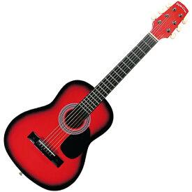 W-50/RDS セピアクルー ミニアコースティックギター(レッドサンバースト) Sepia Crue