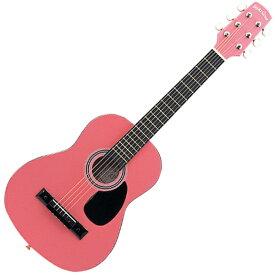 W-50/PK セピアクルー ミニアコースティックギター(ピンク) Sepia Crue