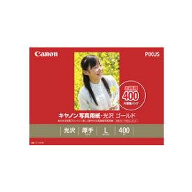 GL-101L400 キヤノン キヤノン写真用紙・光沢 ゴールド L判 400枚2310B003 2310B003