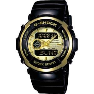 G-300G-9AJF カシオ Treasure Gold Gショック デジアナ時計 [G300G9AJF]【返品種別A】【送料無料】