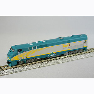 【エントリーでP5倍 8/20 9:59迄】[鉄道模型]カトー (Nゲージ) 176-6007 GE P42ディーゼル機関車「Genesis」 VIA Rail Canada #903