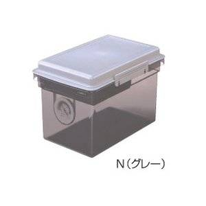 DB-8L-N ナカバヤシ キャバティドライボックス DB-8L-N グレー [DB8LN]【返品種別A】