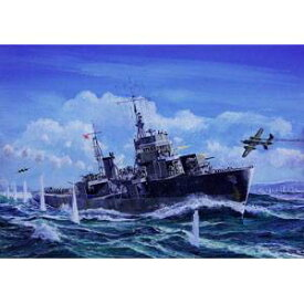 1/350 日本海軍海防艦 鵜来型(三式投射機装備型)【WB01】 ピットロード