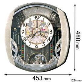 FW-563-A セイコータイムクリエーション からくり時計 【ディズニー】 セイコーメロディ [FW563A]【返品種別A】
