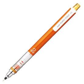 M5-4501P.4 三菱鉛筆 クルトガ シャープペンシル スタンダードモデル 0.5mm(オレンジ) uni KURU TOGA