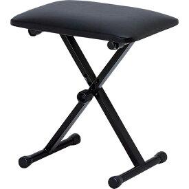 KB-4400/BK KC キーボードベンチ(ピアノ椅子)ブラック Kyoritsu Corporation