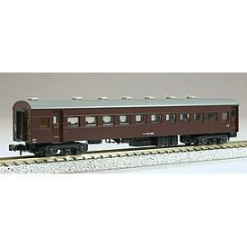 [鉄道模型]カトー 【再生産】(Nゲージ) 5134-1 スハフ42 茶