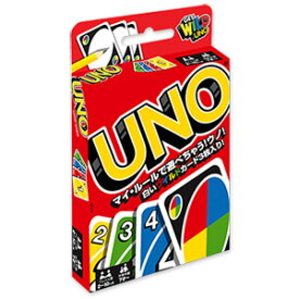 ウノ カードゲーム マテル