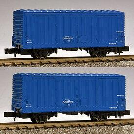 [鉄道模型]カトー 【再生産】(Nゲージ) 8033 ワム380000 2両セット