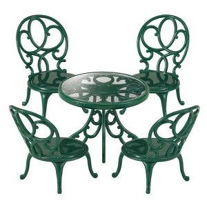 シルバニアファミリー ガーデンテーブル・チェアーセット