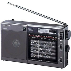 ICF-EX5MK2 ソニー ワイドFM/AM/ラジオNIKKEIポータブルラジオ SONY [ICFEX5MK2]【返品種別A】【送料無料】