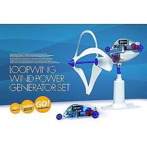 ループウイング 風力発電工作セット【75021】 タミヤ [T 75021ループウイング]【返品種別B】