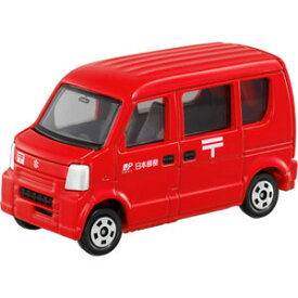 トミカ No.68 郵便車 タカラトミー