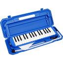 P3001-32K/BL【税込】 KC 鍵盤ハーモニカ メロディーピアノ(ブルー)【ドレミファソラシール付き】 Kyoritsu Corporation [P3...