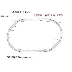 [鉄道模型]トミックス TOMIX (Nゲージ) 91011 カントレール基本セット(レールパターンCA) [91011 カントキホンCA]【返品種別B】
