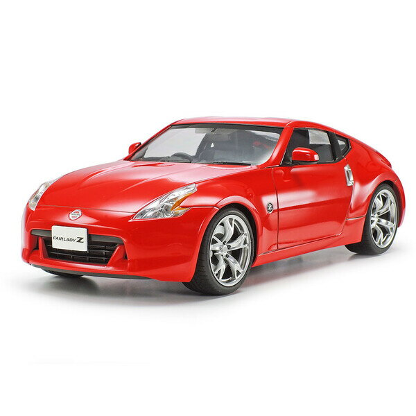 1/24 スポーツカーシリーズ No.315 NISSAN フェアレディ Z (Z34)【24315】 タミヤ [タミヤ 24315フェアレディZ34]【返品種別B】