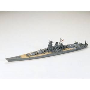 1/700 ウォーターライン 日本戦艦 大和【31113】 タミヤ [T WL113ヤマト]【返品種別B】