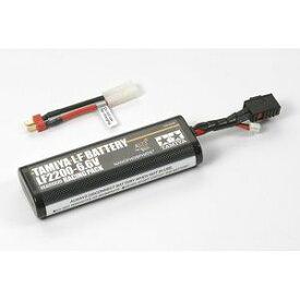 タミヤ LFバッテリー LF2200-6.6V レーシングパック【55102】 タミヤ