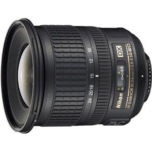 AF-SDX10-24/3.5-4.5G ニコン AF-S DX NIKKOR 10-24mm f/3.5-4.5G ED ※DXフォーマット用レンズ(24mm×16mm) [AFSDX10243545G]【返品種別A】