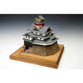 【再生産】1/150 木製 安土城(天守台改良) ウッディジョー