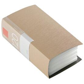 BSCD01F120BG バッファロー CD/DVDファイル 120枚収納(ベージュ) ブックタイプ 120枚収納